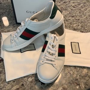 Men's Ace Gucci Sneakers